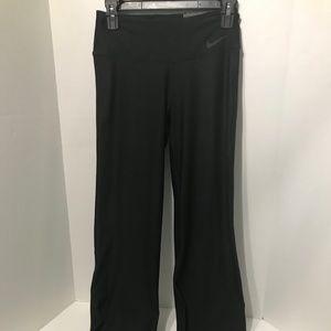 Women's Nike Power Training Midrise Pants, Black
